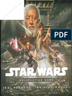 SWSE Jedi Academy Training Manual