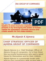 Alpesh Ajmera | Ajmera Group of Companies