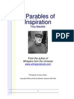 5 Parables of Inspiration