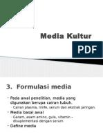 Media Kultur Sel Hewan