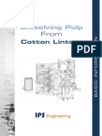 IPS Dissolving Pulp