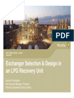 Exchanger Selection and Design in LPG units.pdf
