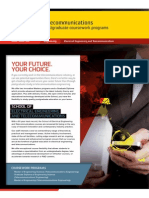 EngineeringPostgrad TelecommunicationsBrochure2015 HR