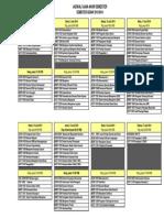 Jadwal UAS Semester Genap 2013-2014