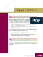 Book-01-Chapter-23 Verbs Sequence of Tenses