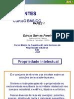 Curso Básico de Patentes Atualizações 2010 - PARTE 1