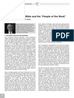 The Bible and the People of the Book