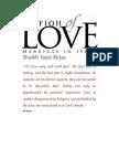Fiqh of Love