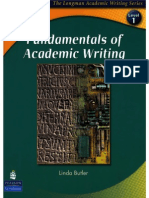 Fundamentals of Academic Writing Level 1 (RED)