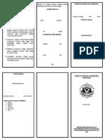 Leaflet Nefrotik Syndrom
