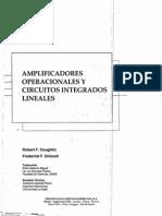 Amp Op y c. Int Lineales Robert Coughlin 4 Ed
