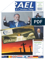 Israel & Christians Today Newspaper Int. Version April 2015