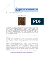 WEB AULA 2 - HOMEM CULTURA E SOCIEDADE