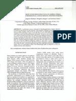 Preliminary study of Patas Monkey in Ethiopia