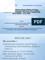 Process Design Inc
