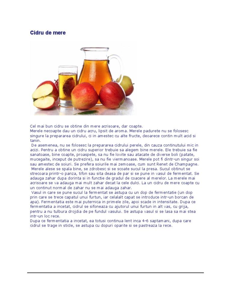 Otetul de mere: remediu natural pentru o viata mai sanatoasa!