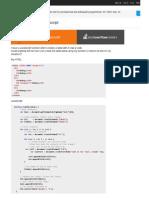 HTML - Create Table Using Javascript - Stack Overflow