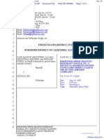CLRB Hanson Industries, LLC et al v. Google Inc. - Document No. 53