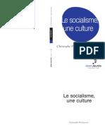 Le Socialisme, Une Culture (Prochasson)