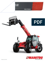Manitou MT-X 732 (PT)