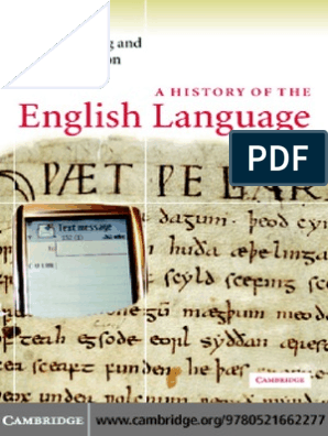 A History of the English Language   Anglo Saxons   Danelaw