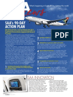 SAA's 90 Day Plan of Action