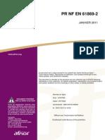 PR NF EN 61869-2_2011