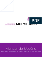 multilaser tutorial de uso