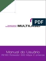 multilaser tutorial de uso