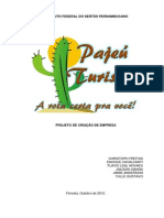 Empresa Pajeú Turismo - 2011-2