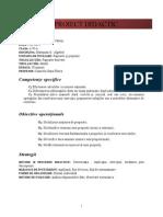 Rapoarte și proporții