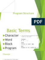 08. Program Structure