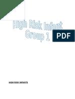 High Risk Infant