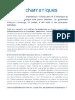 Chans Chamaniques - Copie