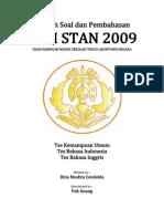 Naskah Soal Dan Pembahasan USM STAN 2009 (Edisi Revisi)