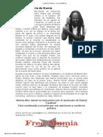 La Historia de Mumia - Mumia.nodo50