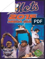 2015 Binghamton Mets Media Guide