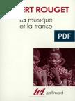 Musique Et Transe Introduction
