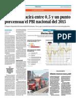 31-03-015- El Comercio - El Niño Afectará PBI Nacional