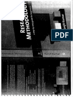 Edition research pdf ranjit kumar 4th methodology