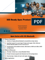 IOS Ready Apex Product Review