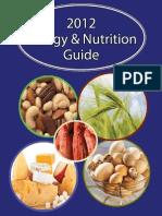 Menu Nutritional Information