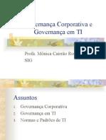 Governanca e TI