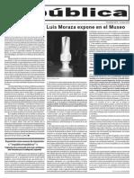 El artista Juan Luis Moraza expone en el museo