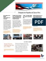 Boletín Cuba de Verdad Nº 59-2015