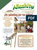 Revista Infantil Añaskitu 86