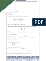 Trabajo Ecuaciones Diferenciales