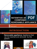 Components of Removable Appliance