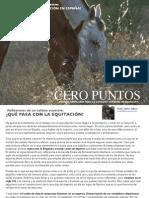 Reflexiones de un talibán ecuestre sobre la equitación en España