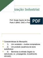 Organização Industrial_ago2011_mono e discr_ParteII_atual.ppt